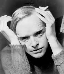 This picture of Truman Capote comes up when you Google image search 'frustrated writer.'