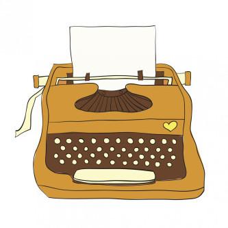 typewriter-yellow-e1453948466915